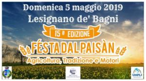 Fésta dal Paisàn @ Lesignano de' Bagni   Emilia-Romagna   Italia