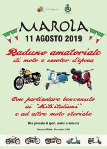 Raduno amatoriale di moto e scooter d'epoca @ Marola RE | Marola | Emilia-Romagna | Italia