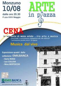 Arte in Piazza @ Monzuno (BO) | Monzuno | Emilia-Romagna | Italia