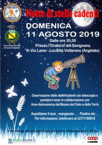 Notte di Stelle Cadenti @ Argelato (BO) | Argelato | Emilia-Romagna | Italia