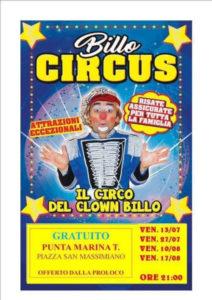 Billo Circus @ Punta Marina Terme (RA) | Punta Marina | Emilia-Romagna | Italia