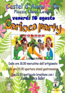 Carioca Party @ Castel d'Aiano (BO) | Castel D'aiano | Emilia-Romagna | Italia