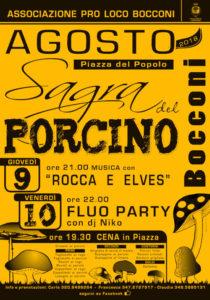 Sagra del Porcino @ Bocconi (FC) | Bocconi | Emilia-Romagna | Italia