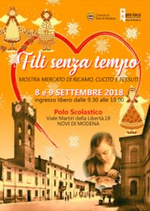 Fili senza tempo @ Novi di Modena (MO) | Novi di Modena | Emilia-Romagna | Italia