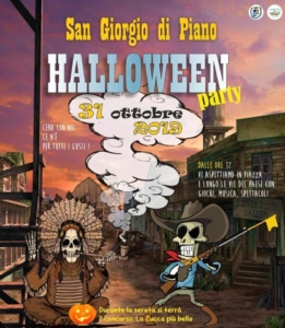 Halloween a San Giorgio di Piano @ San Giorgio di Piano BO | San Giorgio di Piano | Emilia-Romagna | Italia