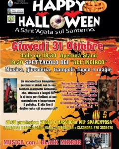 Happy Halloween @ Sant'Agata sul Santerno (RA) | Sant'Agata Sul Santerno | Emilia-Romagna | Italia