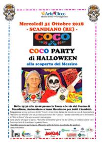 Halloween a Scandiano @ Scandiano RE | Scandiano | Emilia-Romagna | Italia