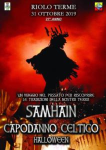 Samhain Capodanno Celtico @ Riolo Terme (RA) | Riolo Terme | Emilia-Romagna | Italia
