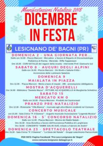 Dicembre in Festa @ Lesignano De' Bagni | Emilia-Romagna | Italia