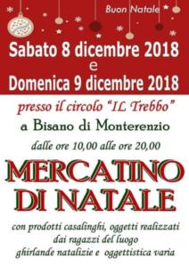 Mercatino di Natale a Monterenzio