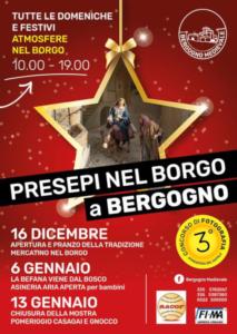 Presepi nel Borgo a Bergogno @ Bergogno (RE)
