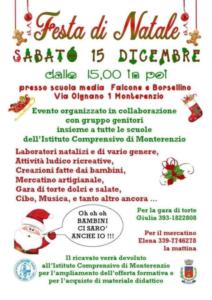 Festa di Natale @ Monterenzio (BO)