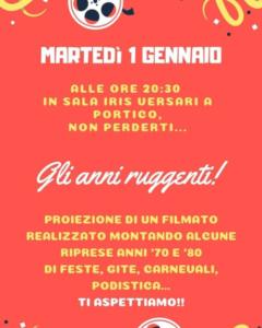 Gli anni ruggenti @ Portico di Romagna (FC)