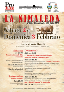 La Nimaleda @ Gattatico (RE)