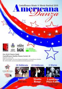 Americana Danza @ Castelfranco Emilia
