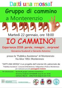 Io Cammino! @ Monterenzio (BO)