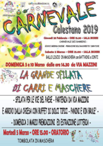 Carnevale di Calestano @ Calestano (PR)