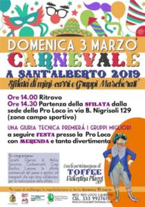 Carnevale a Sant'Alberto @ Sant'Alberto (RA)