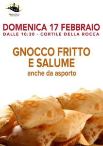 Gnocco Fritto a Novellara @ Novellara RE