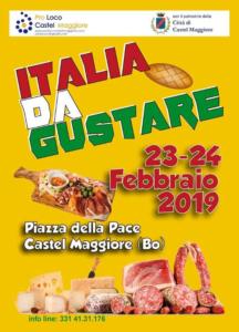 Italia da Gustare @ Castel Maggiore (BO)