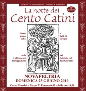 La Notte dei Cento Catini @ Novafeltria RN