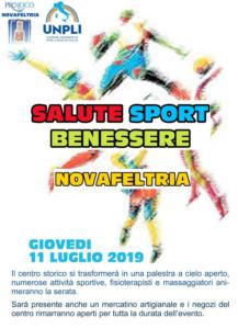 Salute, Sport e Benessere @ Novafeltria RN