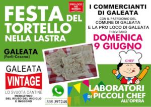 Festa del Tortello nella Lastra @ Galeata (FC)
