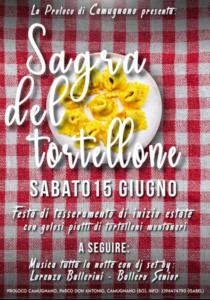 Sagra del Tortellone @ Camugnano (BO)