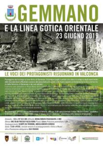 Gemmano e la Linea Gotica Orientale @ Gemmano