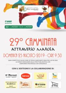 "29° Camminata ""Attraverso Marola"" @ Marola (RE)"
