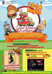 Street Country Food @ Sant'Agata Bolognese