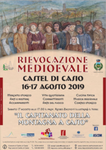 Rievocazione Medioevale @ Castel di Casio (BO)