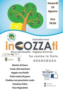 inCOZZAti Estate @ Tagliata di Cervia (RA)