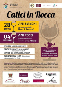 Calici in Rocca @ Scandiano (RE)