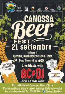 Canossa Beer @ Canossa (RE)