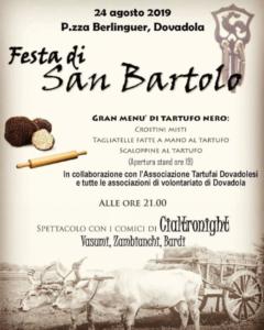 Festa di San Bartolo @ Dovadola (FC)