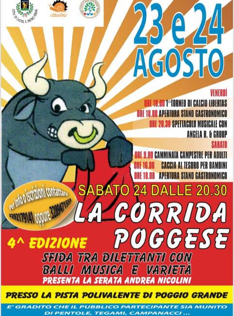 La Corrida Poggese @ Castel San Pietro Terme (BO)