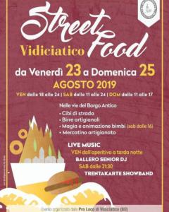 Street Food @ Vidiciatico (BO)