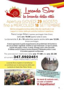 Locanda Slow @ Castel San Pietro Terme (BO)