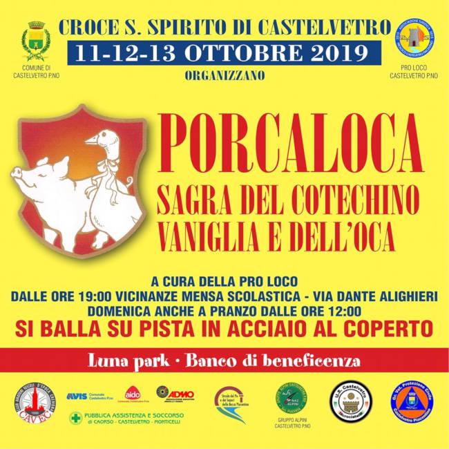 Porcaloca @ Castelvetro Piacentino (PC)
