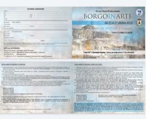 Borgo in Arte @ Cusercoli FC