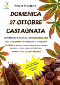 Castagnata @ Gazzola (BO)