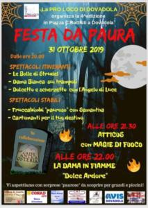 Festa da Paura @ Dovadola FC