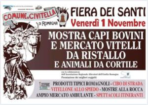 Fiera dei Santi @ Civitella di Romagna (FC)