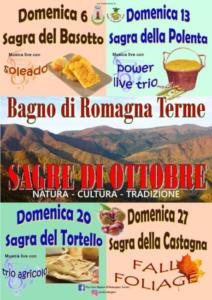 Sagre di Ottobre @ Bagno di Romagna Terme FC