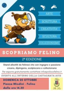 Scopriamo Felino @ Felino PR