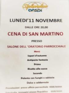 Cena di San Martino @ Concordia sulla Secchia (MO)