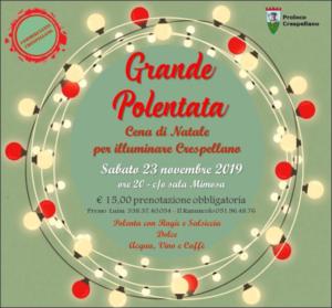 Grande Polentata @ Crespellano (BO)