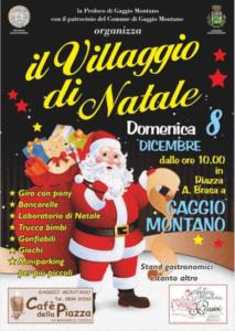 Il Villaggio di Natale @ Gaggio Montano (BO