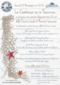 La Cambusa va in Terrazza @ Marina di Ravenna (RA)